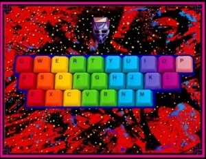 colorfulkeyboard