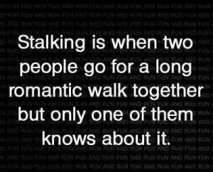 stalkingwalk