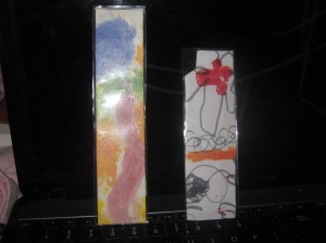 Homemadebookmarks