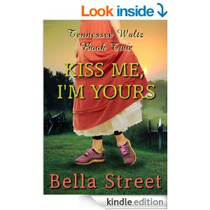 Kiss Me, I'm Yours TWSeries Bella Street Cover Pic